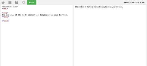 online html practice
